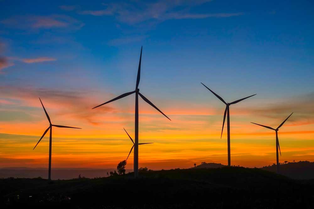 Oklahoma Wind Turbines