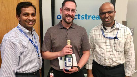 Objectstream Wins Award