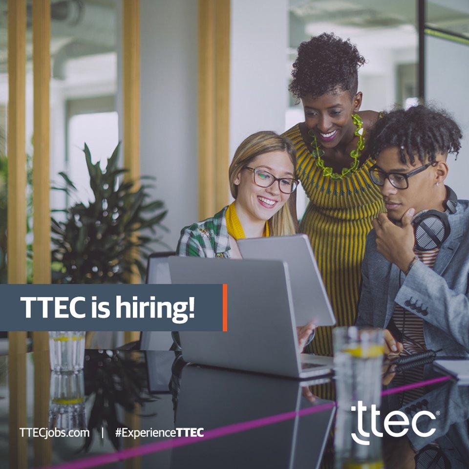TTEC Career Fair OKC
